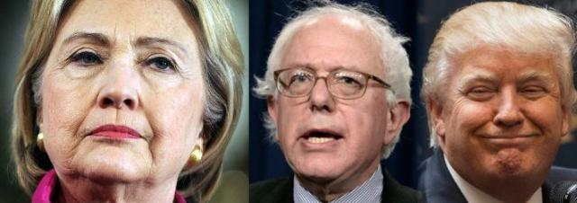 Could Sanders win a 3-way race running as a Green or independent?