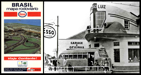 Esso and Standard Oil were big players in Brazil in the mid-1960s