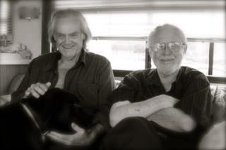 Woody Thompson and Ben Pleasants