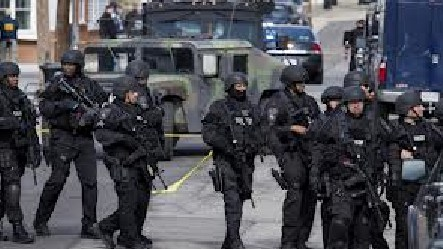 a preview of martial law?
