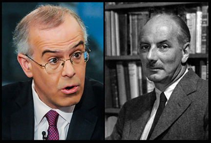 David Brooks and his muse Lewis Mumford