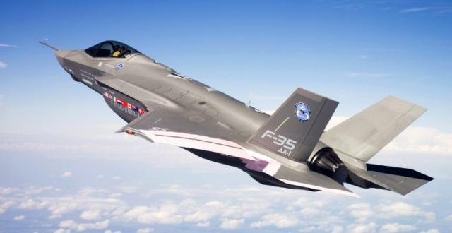 The Pentagon's new toy, the F-35 Joint Strike fighter, at $1.5 trillion and counting, is mankind's most expensive weapon. Social democratic Sen. Bernie Sanders voted to fund it.