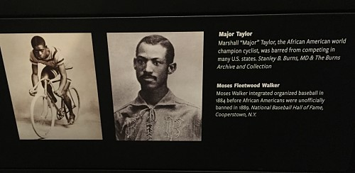 Moses Fleetwood Walker - First Black MLB Player (19th Century) LBWPhoto