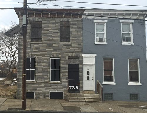 House in Camden, NJ where Dr. Martin Luther King Jr. plotted a protest that produced his first lawsuit against discrimination.