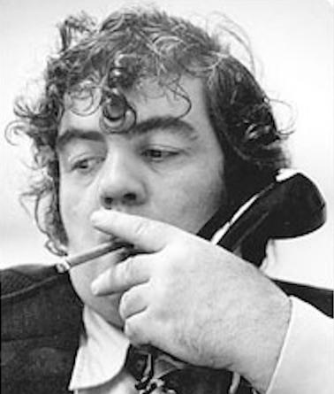 New York columnist Jimmy Breslin, 1930-2017
