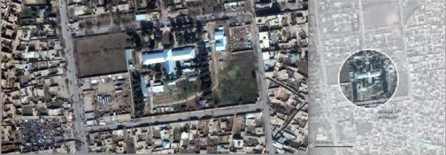 "The Doctors Without Borders hospital in Kunduz is large and unique in shape, easily distinguished from the air, even at hight altitude, giving the lie to official claims that the US attack was a ""mistake"" and not a war crime"