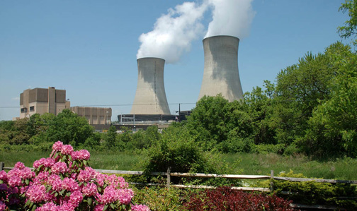 The Limerick nuclear reactors just outside Philadelphia are the same design as those at Fukushima, all built by GE