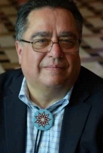Levi Rickert, editor of Native News Online
