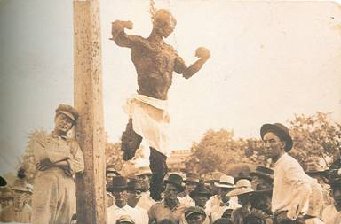 The Waco lynching of Jesse Washington
