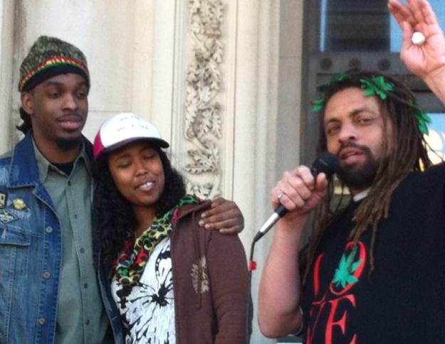 Jawara McIntosh Makers Marley Ed 'NJ Weedman' Forchion
