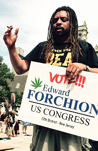 NJ Weedman 'Political Prisoner' of Pot Wars  LBW Photo