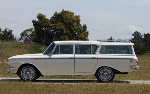 1962 Rambler Cross-Country Wagon