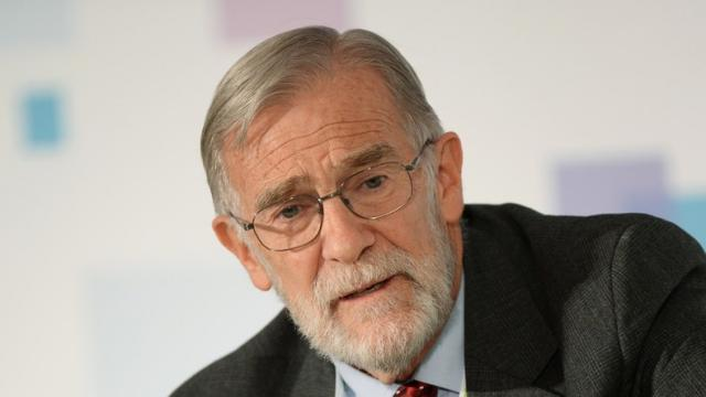 Retired CIA Sr. Analyst Ray McGovern, co-founder of Veteran Intelligence Professionals for Sanity (VIPS)