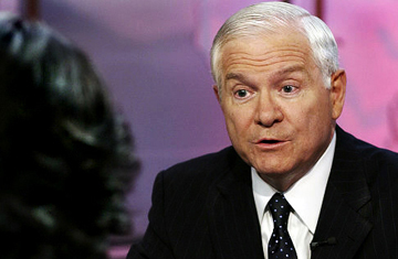 "Defense Secretary Robert Gates being ""mortified"" and ""appalled"""