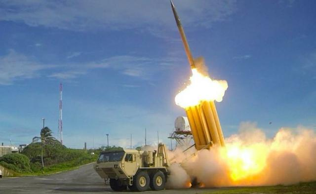 THAAD missiles the US placed in South Korea are targeted at Chinese, not North Korean missiles
