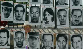 Some of the victims of the bombing of a Cuban airliner, orchestrated by CIA terrorists
