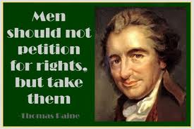 Tom Paine would be in Egypt's Liberation Square