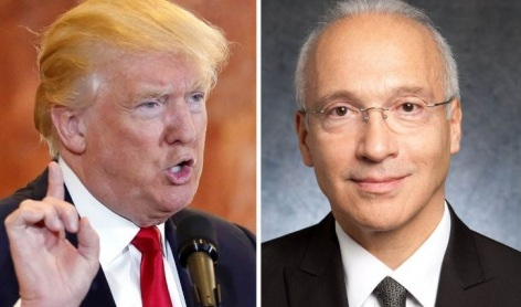 Trump doesn't like native-born Mexican-American Judge Gonzalo Curiel's procedural rulings in a case against him, so he declares him racially biased