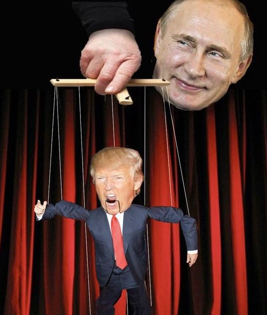 The widespread belief among liberal Dems that Trump is a Putin puppet resembles the Republican's 'birther' mania about Obama
