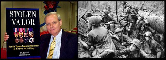 B.G. Burkett and his book Stolen Valor
