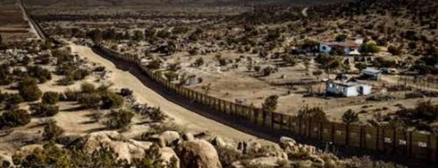 500 miles of existing wall has had zero effect on border crossings from Mexico. Neither will more wall.