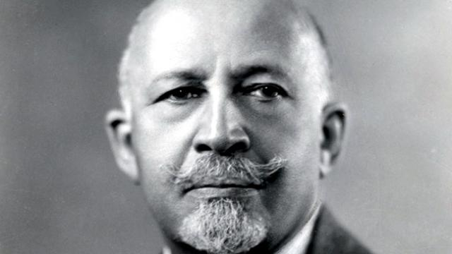 "W. E. B. DuBois: ""The problem of the 20th century is the problem of the color line."""
