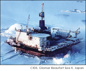 Drilling in Alaska's Beaufort Sea