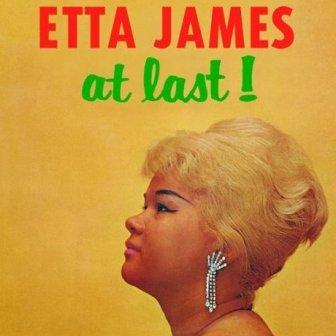 Etta James 'At Last' album cover (Chess Records)