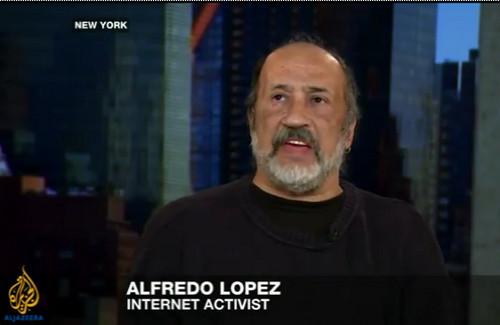 Alfredo on Inside Story