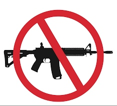 Get assault rifles out of the hands of the public...and of the police