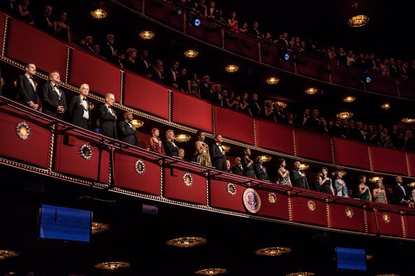 Kennedy Center Honors Box Tier Seats