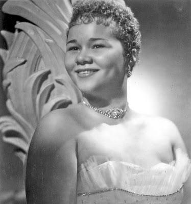 Etta James At Last album cover )Chess Records)