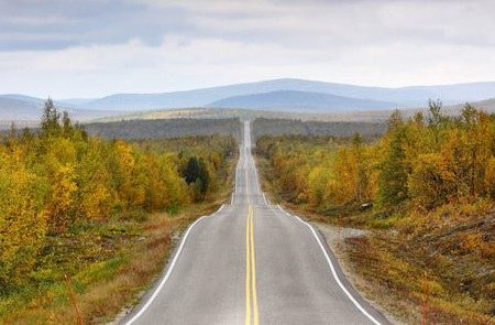 Two weeks and thousands of driving miles in Finland, without seeing a single cop (try that in the US)
