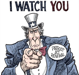 "the us patriot act The ""uniting and strengthening america by providing appropriate tools required to intercept and obstruct terrorism"" act, or usa patriot act, was introduced less than a week after september 11, 2001, and was signed into law on october 26, 2001 the bill broadly expanded law enforcement's surveillance and."