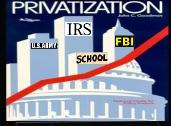 Local governments are privatizing tax collection departments. Next the IRS?