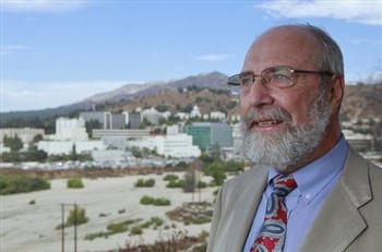 Robert Nelson, JPL scientist and lead plaintiff against government-imposed security checks